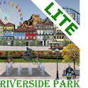 River Park Live Wallpaper icon