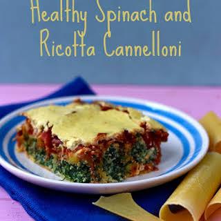 Healthy Cannelloni Recipes.