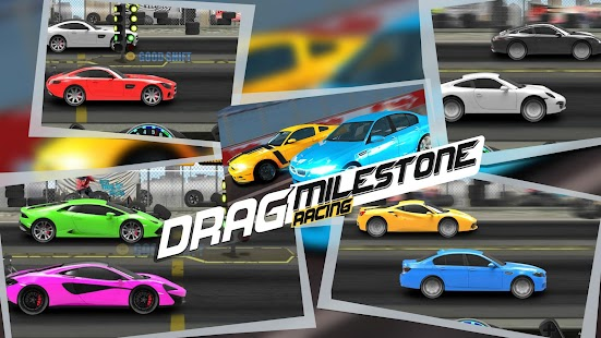 Drag Racing: Milestone- screenshot thumbnail