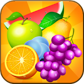 Fruit Crush Splash Mania