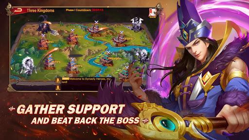 Dynasty Heroes: Legend of SamKok  screenshots 4
