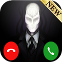 Fake Call from Slender ☆New☆ icon