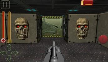 Screenshot of Underground Labyrinth 3D