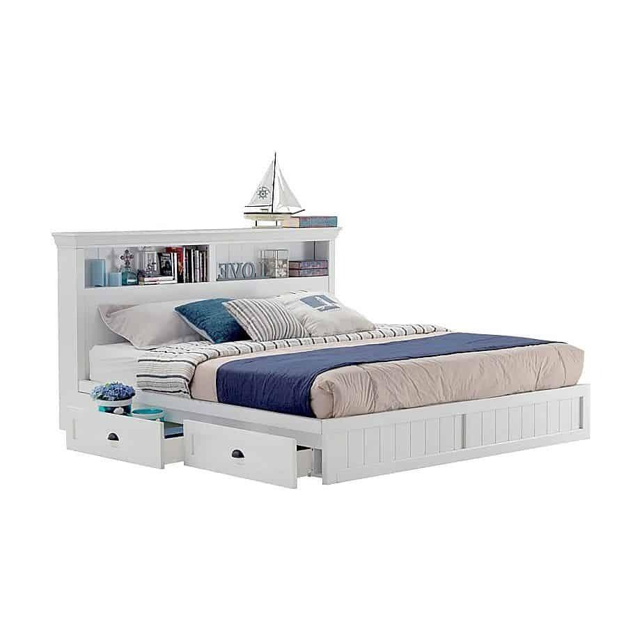Giường có hộc Mahony