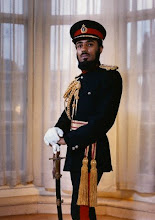 Photo: His Majesty Sultan of Oman, Qaboos Bin Sa'id. ca. October 1974