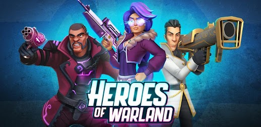 Heroes of Warland - Online 3v3 PvP Action APK