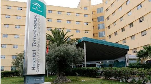 A.R.M. fue intervenido en 2007 en el Hospital Torrecárdenas de Almería.