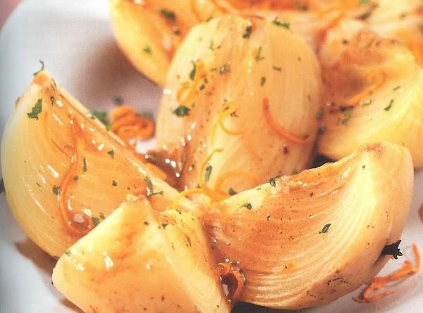 Big Easy Braised Onions Recipe