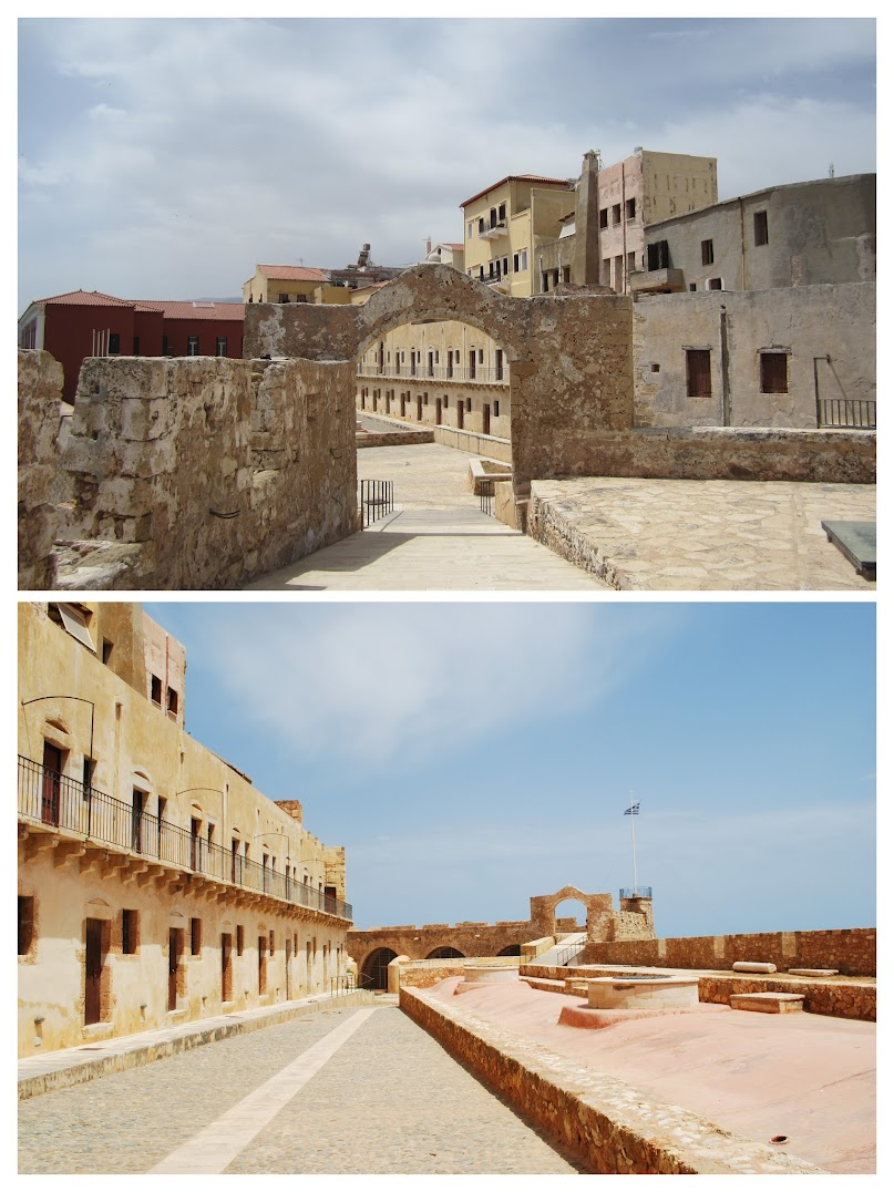Chania fortress, Greece