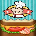 かわいいサンドイッチ屋さん Happy Sandwich Cafe