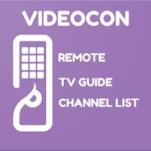 Remote for Videocon d2h Set Top Box Download on Windows