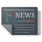 CodePolitan Newsreader