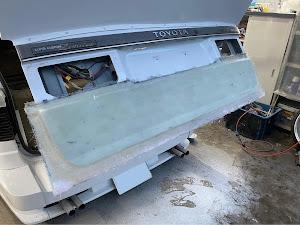 ハイエース スーパーロング  DXのカスタム事例画像 長島◯ークスさんの2020年09月20日02:39の投稿