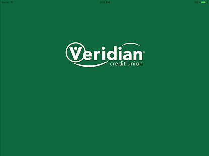 Veridian Credit Union Mobile Banking- screenshot thumbnail