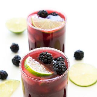 Mixed Berry Margarita.