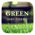 (FREE) Green 2 In 1 Theme icon