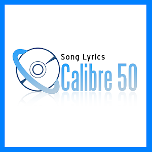 Letras Calibre 50
