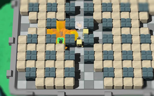 Blast Arena