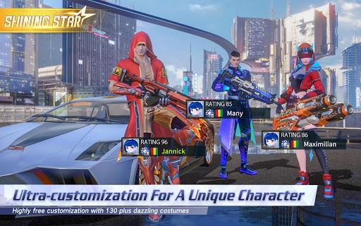 Cyber Hunter Lite screenshots 16