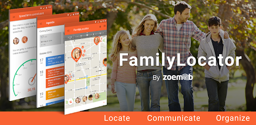 Tracking your family with ZoeMob