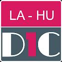 Latin - Hungarian Dictionary & translator (Dic1) icon