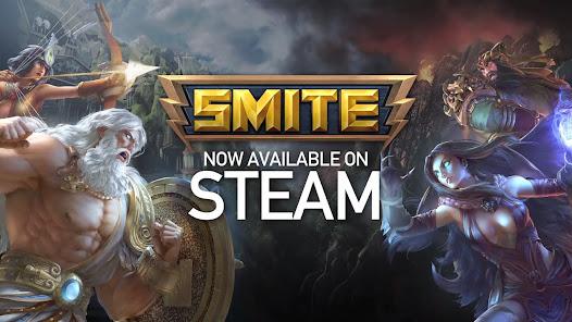 Smite on Steam
