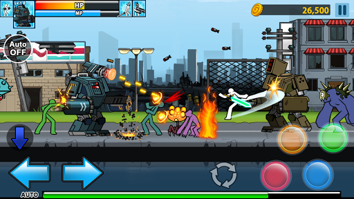 Anger Of Stick 4 screenshot 11