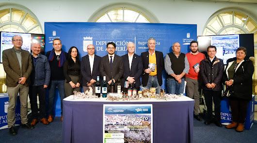 Gastronomía y turismo fusionados en las Rutas del Almendro en flor