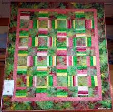 """Photo: #55-L, Lynne Jensen, """"Rainbow Sherbet"""""""