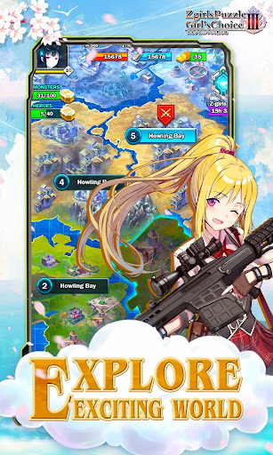 Zgirls-Puzzle & Quest 1.0.30 screenshots 4