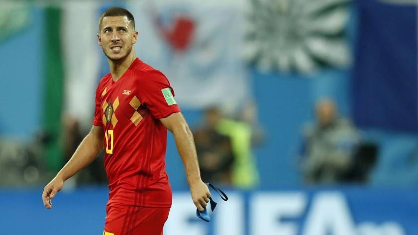 Los jugadores de Bélgica hablan claro.