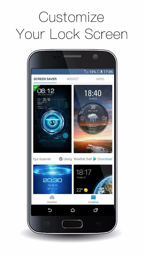 Mobile Lock Screen Wallpaper - Android Apps on Google Play