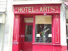 Visiter Hôtel des Arts