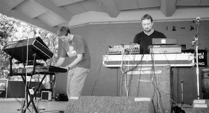 Photo: Dharma Buffer - live at ZZZ market day 1997
