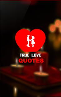True Love Quotes 2018 Screenshot