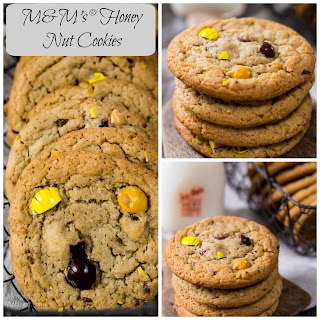 M&M's® Honey Nut Cookies