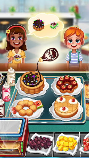 Cooking Town - Craze Chef Restaurant Cooking Games 11.9.5017 screenshots 6