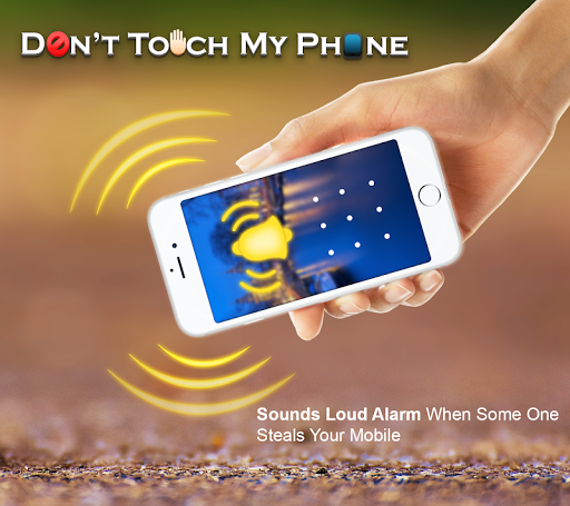 Don't Touch My Phone - Alarm 1.9 screenshots 9
