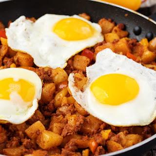 Simply Potatoes Chorizo Breakfast Bowl.