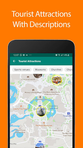 Download Florida Offline Map and Travel Guide 1.35 1