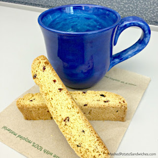 Homemade Biscotti – The Easy Way