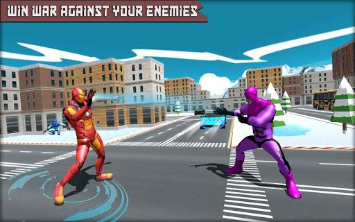Iron Superhero War - Superhero Games 1.15 screenshots 15