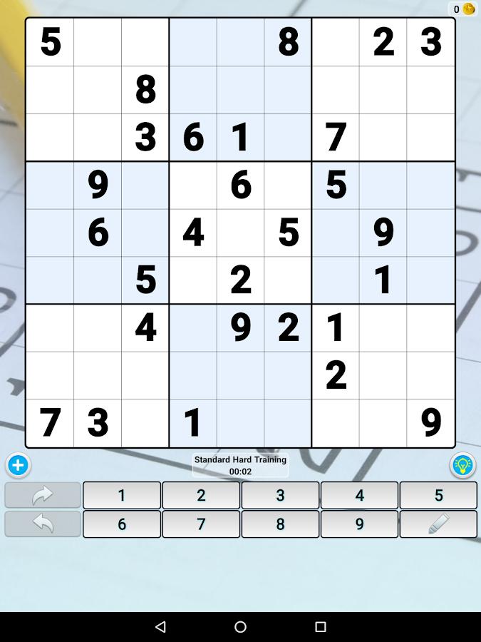 free sudoku app