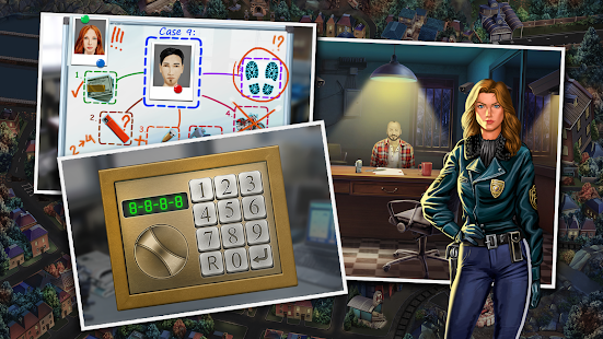 Crime City Detective: Hidden Object Adventure Screenshot
