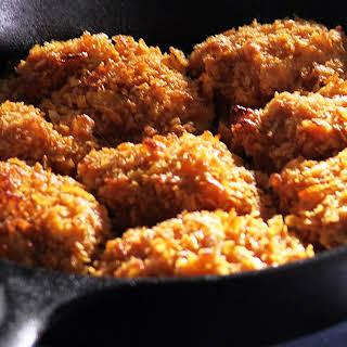 Unfried Chicken.