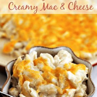 Lightened Up Mac & Cheese