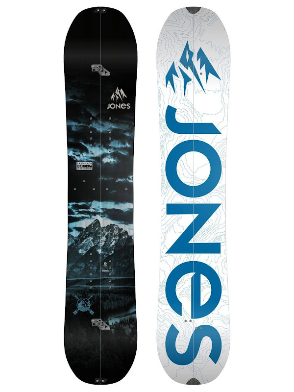 snowboard Split - Discovery