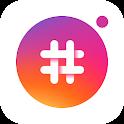 태그야놀자, 인스타그램 페이스북 SNS 인기 해시태그 icon