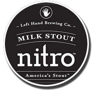 Logo of Left Hand Milk Stout (Nitro)