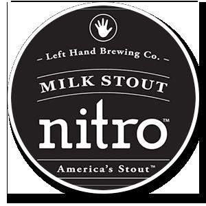 Logo of Left Hand Milk Stout (Nitro)